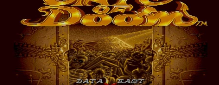 Johnny Turbo's Arcade: Gate of Doom