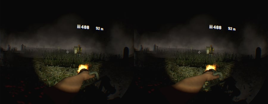 Dead Land VR
