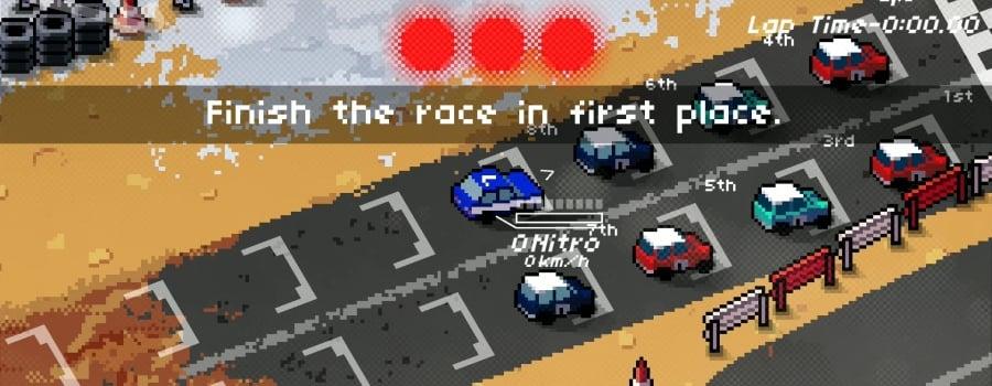 Super Pixel Racers (EU)