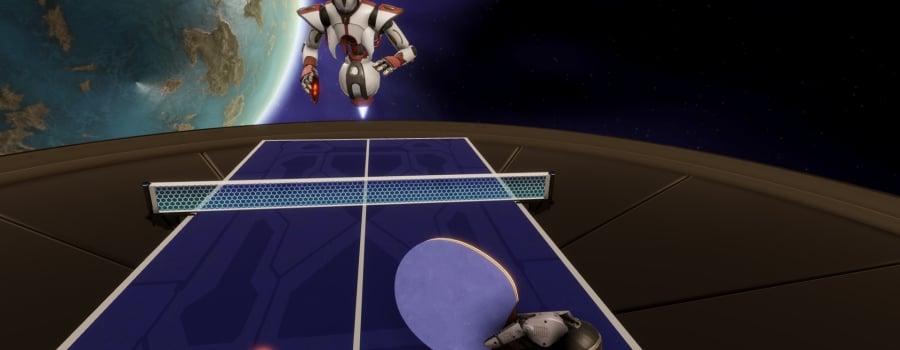 Racket Fury: Table Tennis VR (EU)