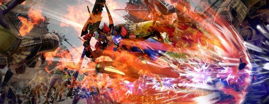 Samurai Warriors 4-II (Asia)