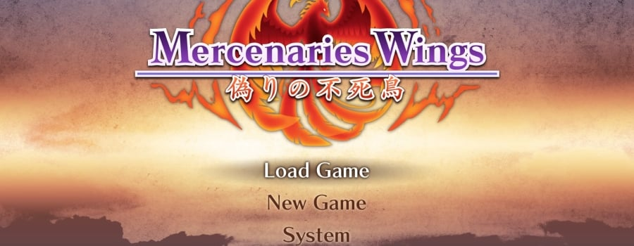 Mercenaries Wings: The False Phoenix (JP)