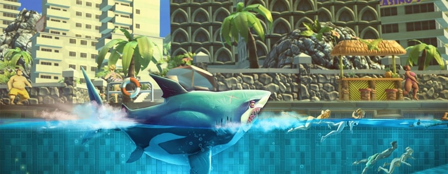 Hungry Shark World (Asia)