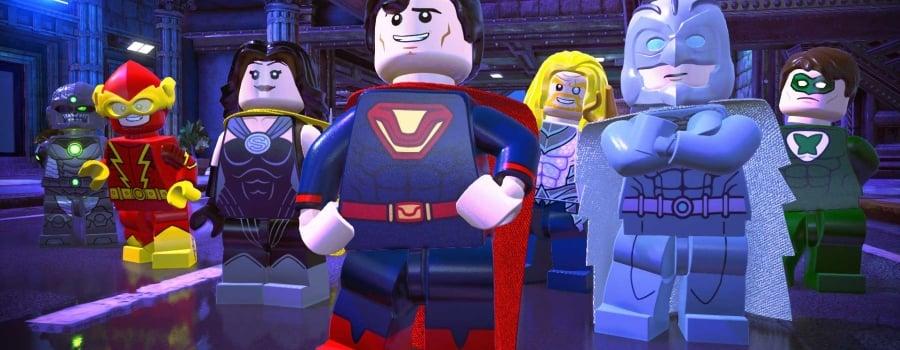 LEGO DC Super-Villains (JP)