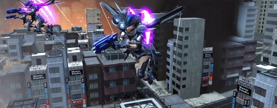 Earth Defense Force 4.1: Wing Diver The Shooter (EU)