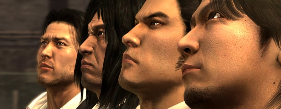 Yakuza 4 Remastered (Asia)