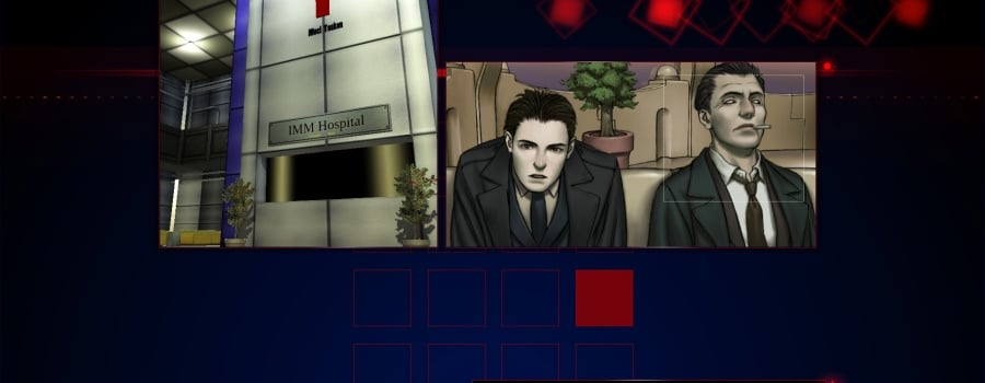 The 25th Ward: The Silver Case (JP)