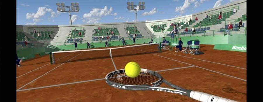 Dream Match Tennis VR (EU)