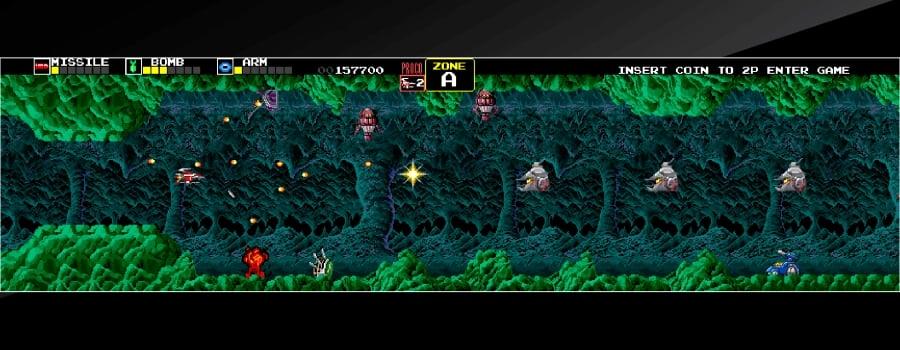 Arcade Archives Darius
