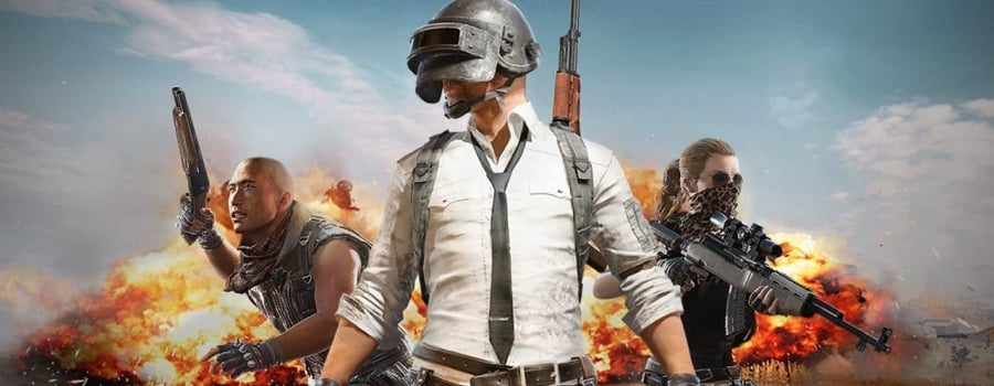 Games published by PUBG Corporation