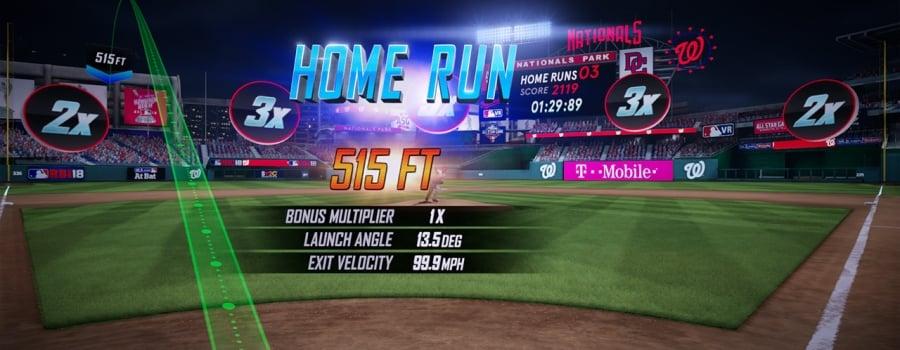 MLB Home Run Derby VR (EU)
