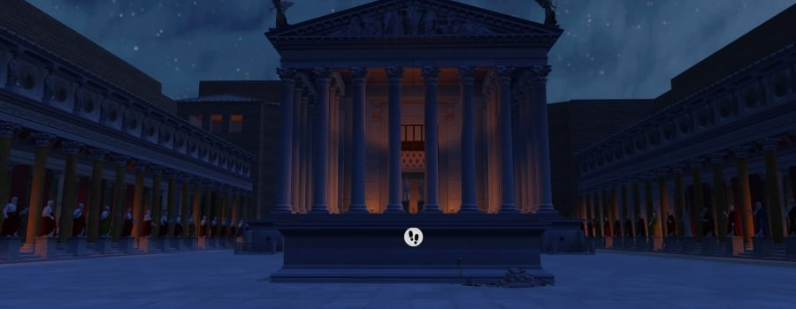 A Night in the Forum VR