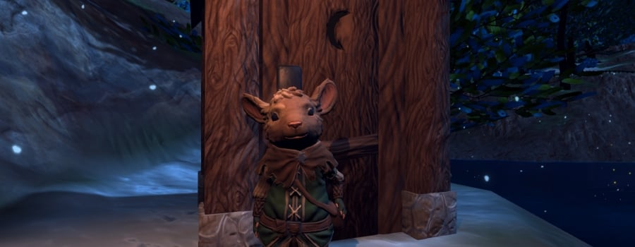 The Lost Legend of Redwall: The Scout