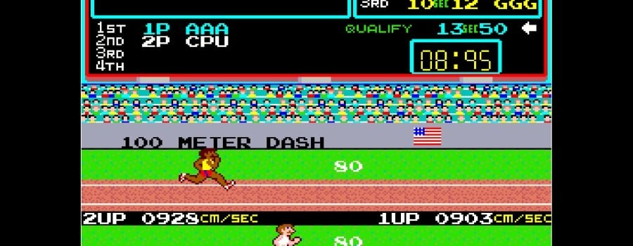 Arcade Archives: Track & Field