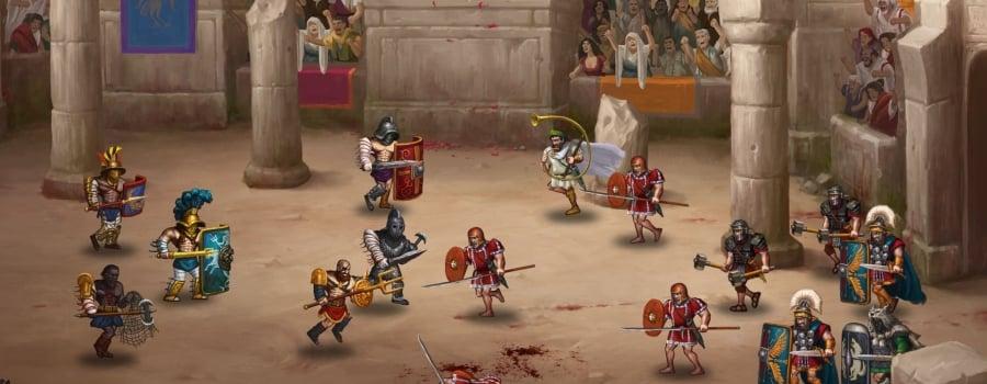 Story of a Gladiator (EU)