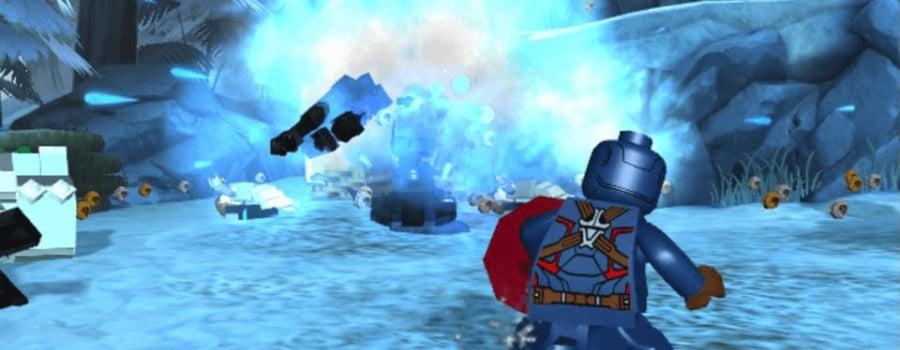 LEGO Marvel's Avengers (Vita)
