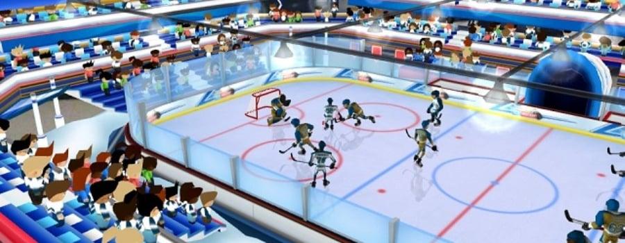 Table Ice Hockey (Vita)