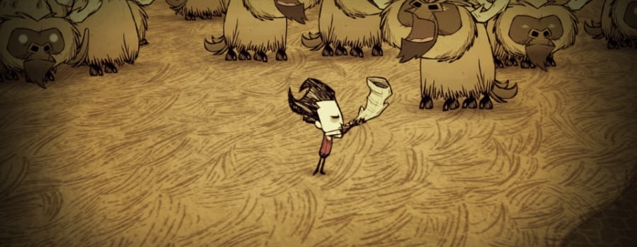 Don't Starve: Giant Edition (Vita)