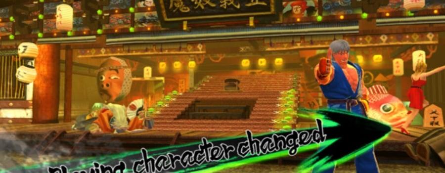 Street Fighter X Tekken (Vita)