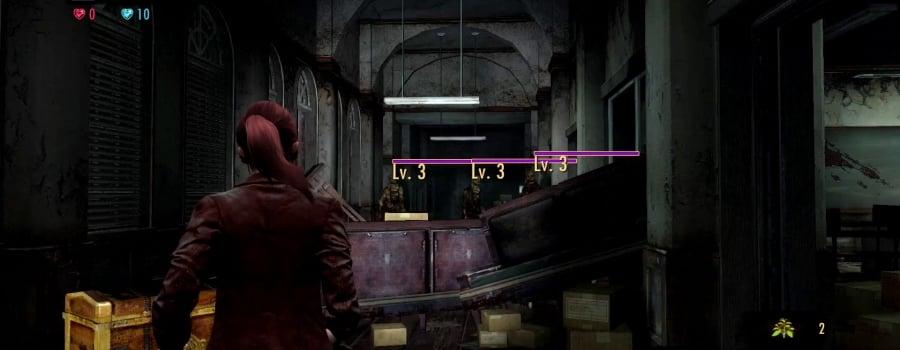 Resident Evil Revelations 2 (Vita)