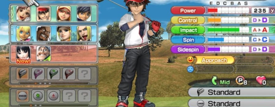 Everybody's Golf (PS3)