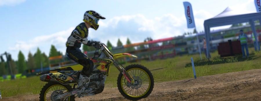 MXGP - The Official Motocross Videogame Compact (Vita)
