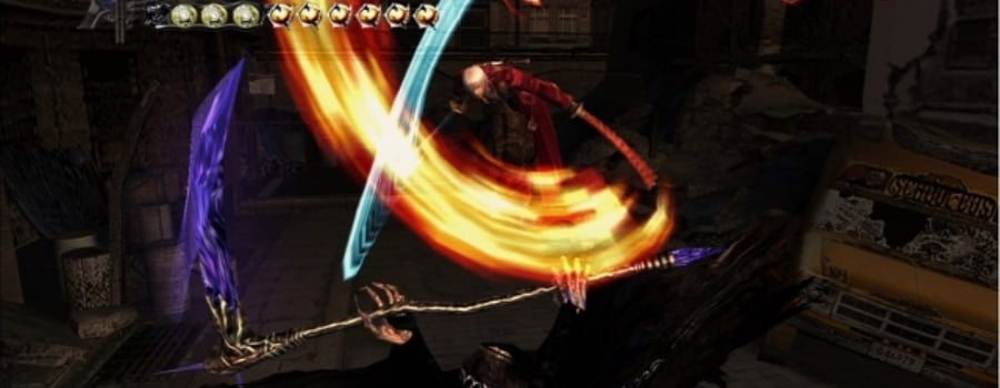 Devil May Cry HD (PS3)