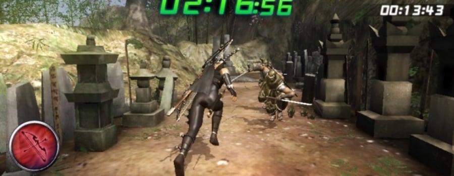 Ninja Gaiden Σ2 Plus (Vita)