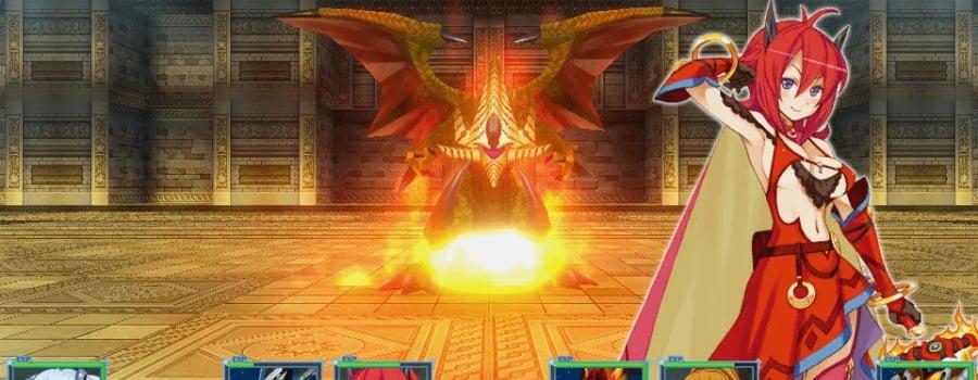 MeiQ: Labyrinth of Death (Vita)