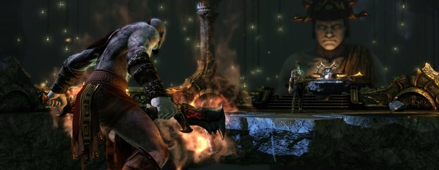 God Of War Ascension Characters