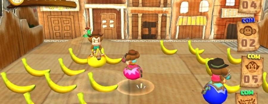 Super Monkey Ball Banana Splitz (Vita)