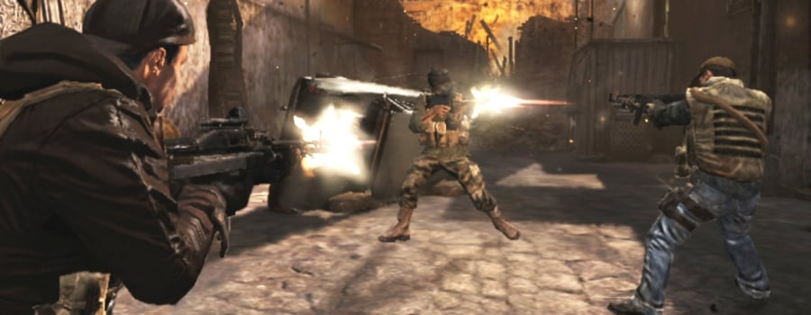 Call of Duty Black Ops: Declassified (Vita)