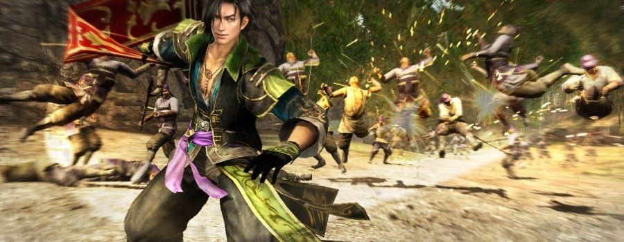 Dynasty Warriors 8: Xtreme Legends (PS3/Vita)