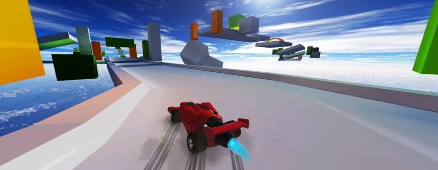 Jet Car Stunts (PS3)