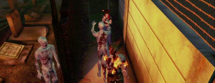 Resident Evil Code: Veronica X HD
