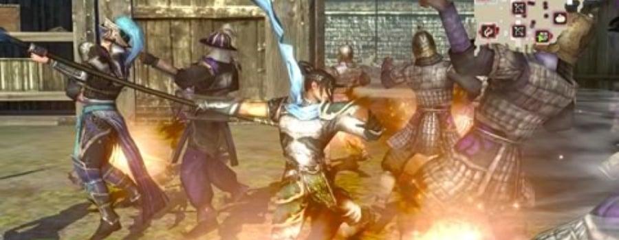 Dynasty Warriors Next (Vita)