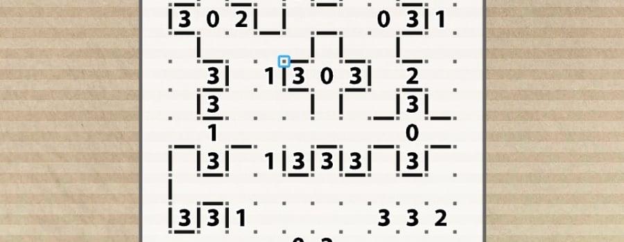 Puzzle by Nikoli V Slitherlink (Vita)