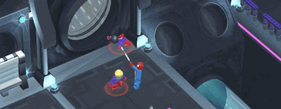 LEGO Marvel Super Heroes: Universe in Peril (Vita)
