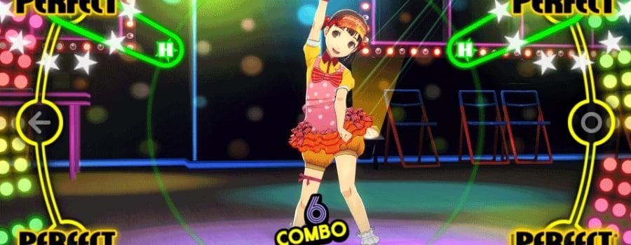 Persona 4: Dancing All Night (Vita)