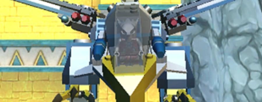 LEGO Legends of Chima: Laval's Journey (Vita)