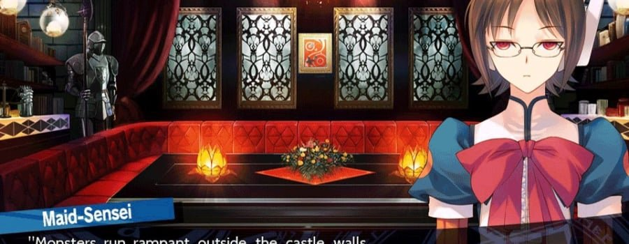 Dungeon Travelers 2: The Royal Library and the Monster Seal (EU) (Vita)