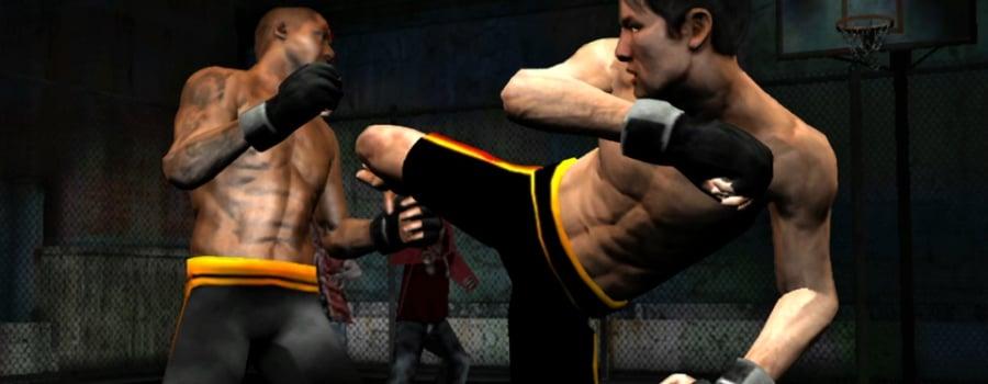 Supremacy MMA: Unrestricted (Vita)