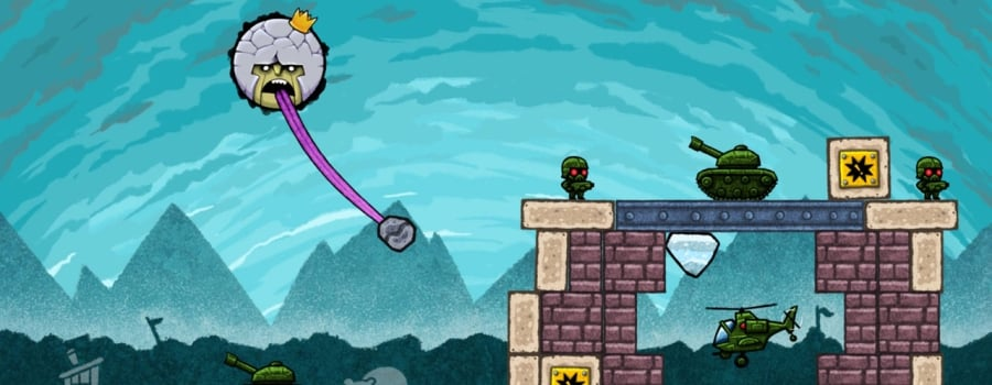 King Oddball (PS3)