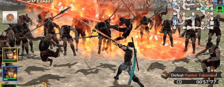 Samurai Warriors: Chronicles 3 (Vita)