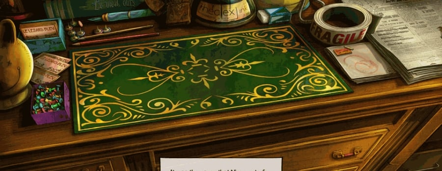 Broken Sword 5 - the Serpent's Curse: Episode 1 (Vita)