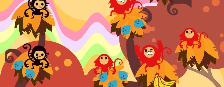 Jungle Rumble: Freedom, Happiness, and Bananas (Vita)
