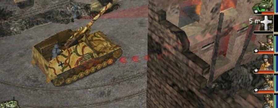 History Legends of War: Patton (EU) (Vita)