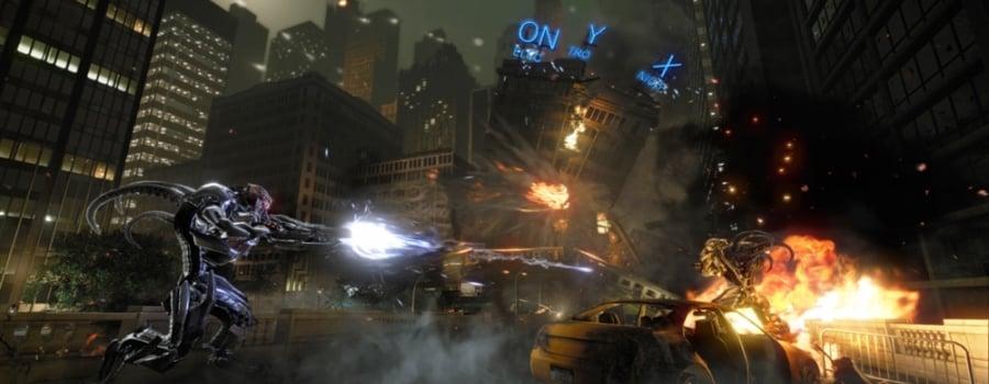 Games developed by Crytek