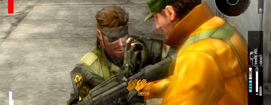 Metal Gear Solid: Peace Walker HD Edition