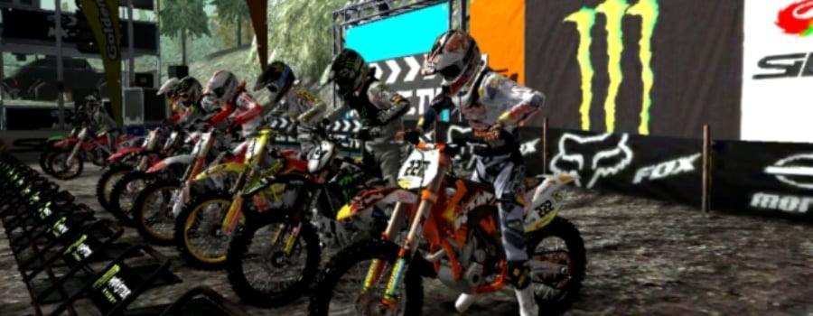 MUD - FIM Motocross World Championship (Vita)